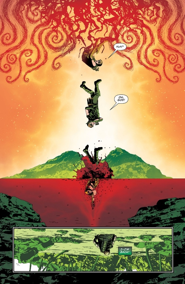 Green Arrow Sorrentino