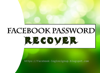 How to reset your facebook password