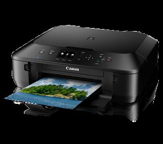 Canon PIXMA MG5570 Free Driver Download