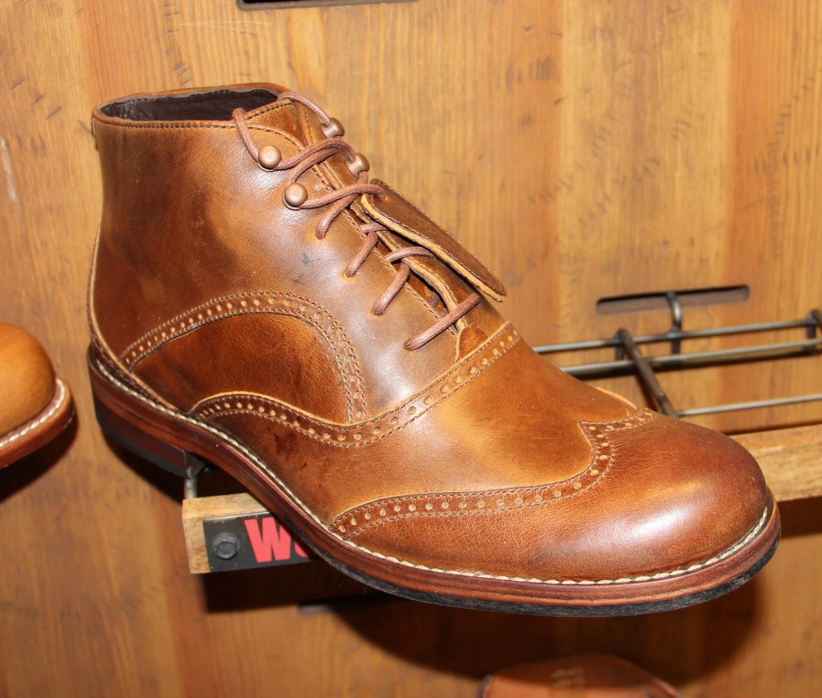 Wolverine Men S Footwear 1000 Mile No 1883 Spring Fall 2014