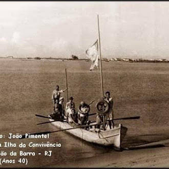 Ilha da Convivência - anos 40 - SFI-RJ