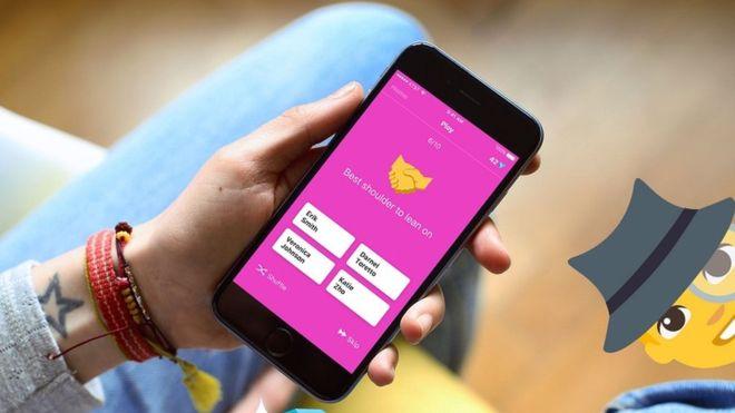 Qué es y cómo funciona TBH, la exitosa aplicación de mensajería anónima para adolescentes que Facebook acaba de comprar