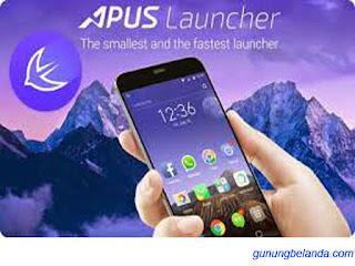 APUS Launcher Anti Virus untuk Android - Unduh