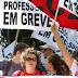 Contra a Reforma da Previdência, trabalhadores em educação entram em greve nesta quarta