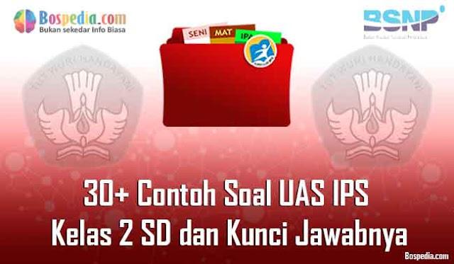 30+ Contoh Soal UAS IPS Kelas 2 SD dan Kunci Jawabnya Terbaru
