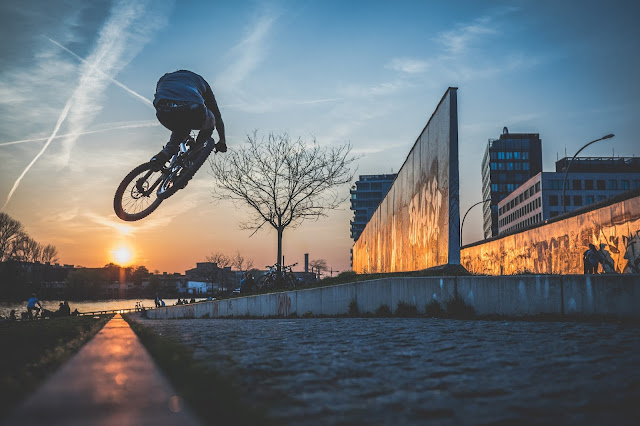Street Riding in Berlin con David Cachon