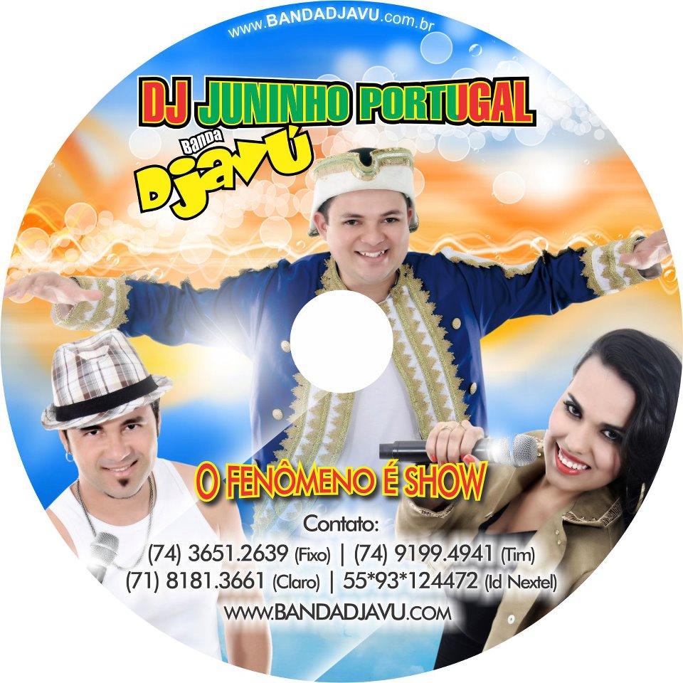 cd da banda djavu 2012