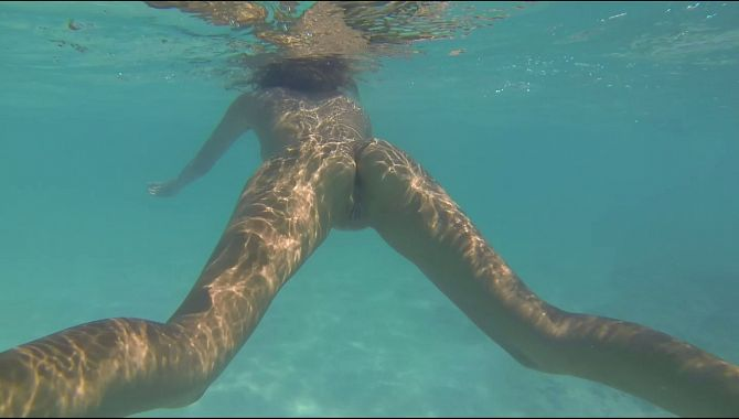 2Clovers - Katya Clover - Cuba Nudist 1