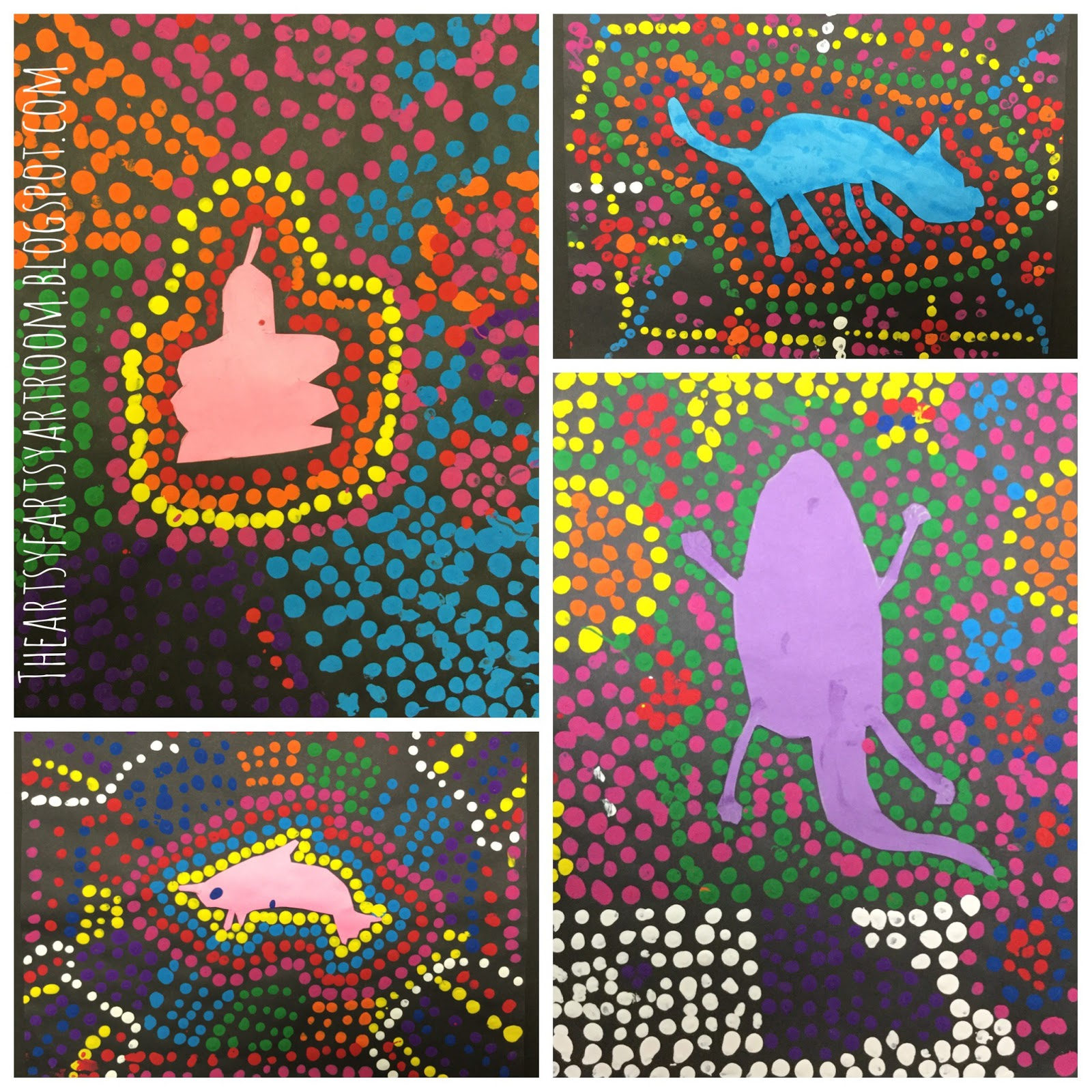 australian aboriginal dot art Aboriginal dot painting submitted by: aboriginal art in australia - in this volume every aspect of aboriginal art is explored in detail and illustrated in.