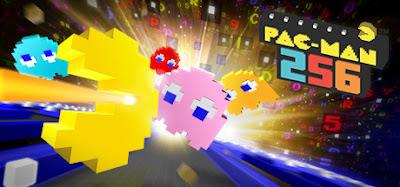 Juego Pac Man 256