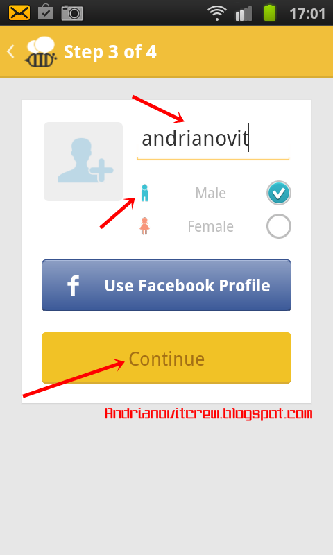 Cara Daftar Beetalk Di Android e