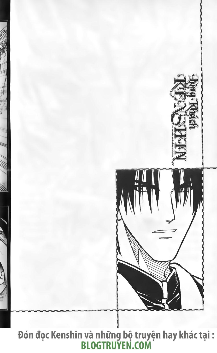 Rurouni Kenshin chap 240 trang 20