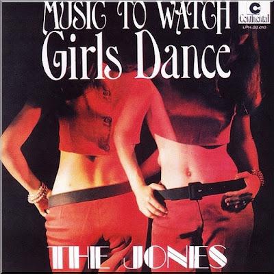 The Jones  – Music To Watch Girls Dance