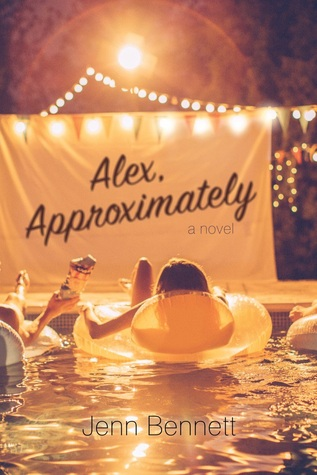 Alex, Approximately book cover