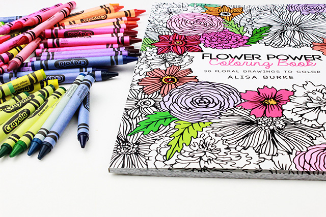 While I Typically Use Crayons To Add Color My Drawings And Mixed Media Projects Do Think They Work Great For Adult Coloring