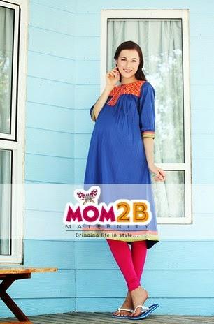 1f9bb7ec75f3d Pakistani Pregnancy Dresses | MOM2B Meternity Dresses For Pregnant Women