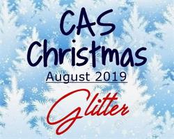 CAS Christmas Challenge - Glitter