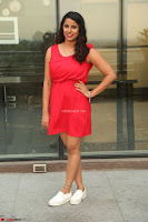Shravya Reddy in Short Tight Red Dress Spicy Pics ~  Exclusive Pics 004.JPG