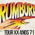 """""""Rumbora"""" anuncia retorno às atividades com shows e músicas inéditas"""