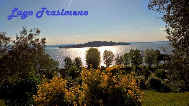 Diario di viaggio Lago Trasimeno