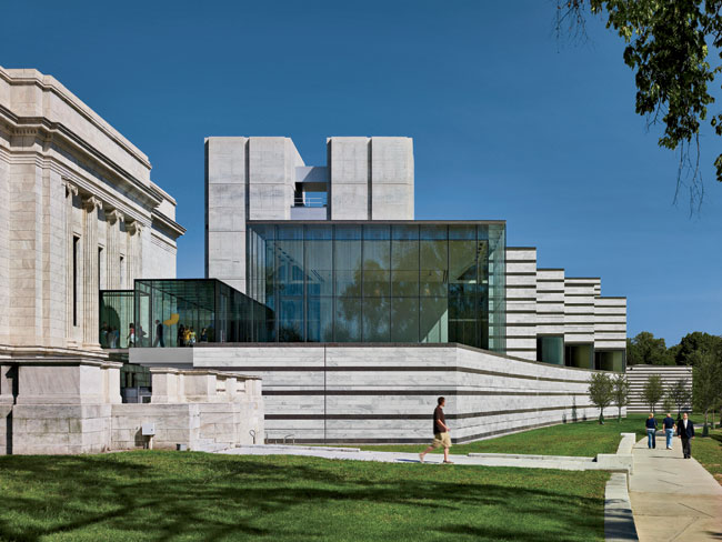 Cleveland Museum Of Art: Architecture As Aesthetics: Cleveland Museum Of Art