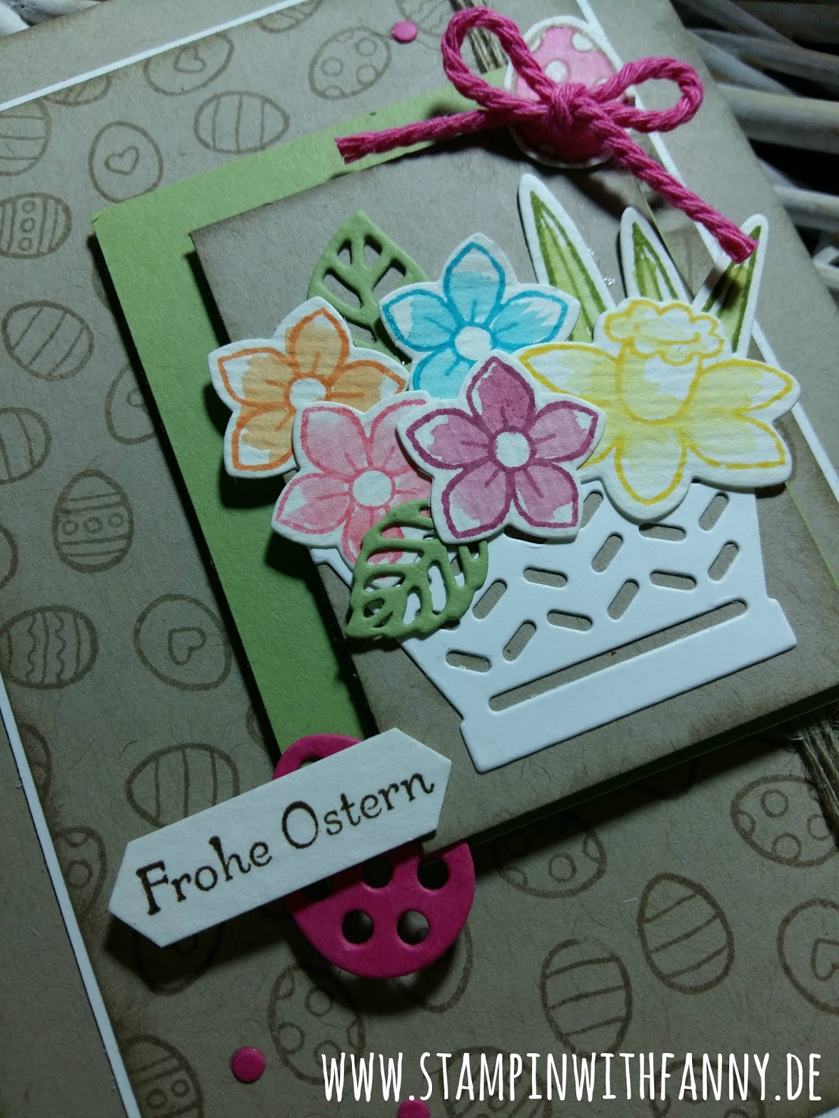 stampin with fanny April 2017