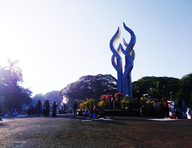 arek lancor, landmark, pamekasan