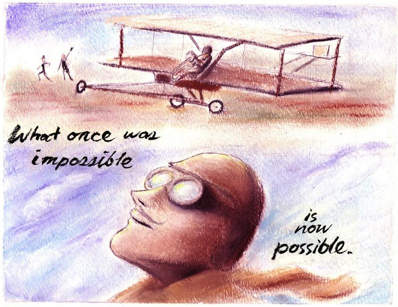 A cartoonist's worldview By Nicholas Gurewitch