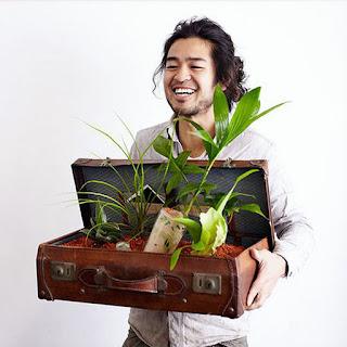 プラントハンター、西畠清順。世界中のめずらしい植物を探す。【p】