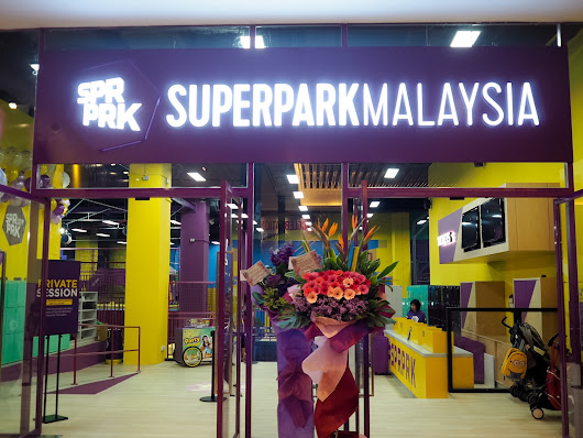Jia Shin Lee: Weekend Activities | Superpark Malaysia Review