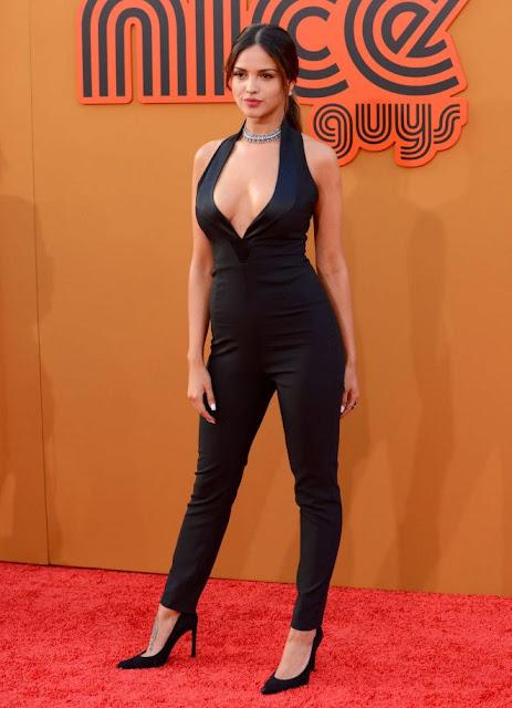 Eiza Gonzalez – 'The nice Guys' Premiere in Los Angeles