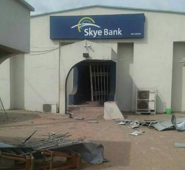 armed robbery skye bank ifon ondo state