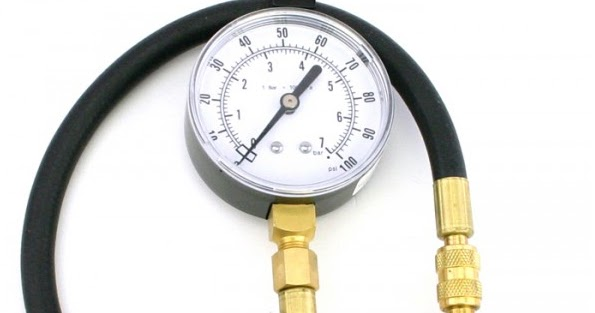 Fuel Pressure Checking Gauge   Zipper's Performance Blog