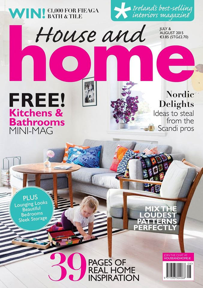 The Editor S Top Ten Of July August Issue One My Favourite Magazines House And Home You Can Print Directly From Me Via Etsy