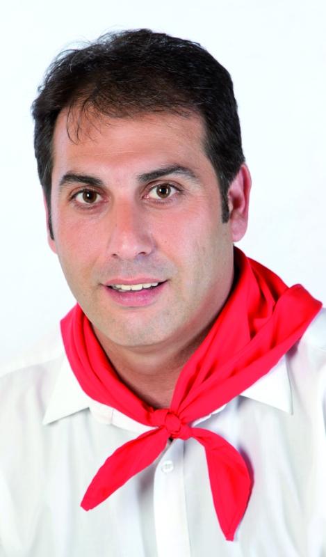 Abanderado Ayto. San Juan 2011