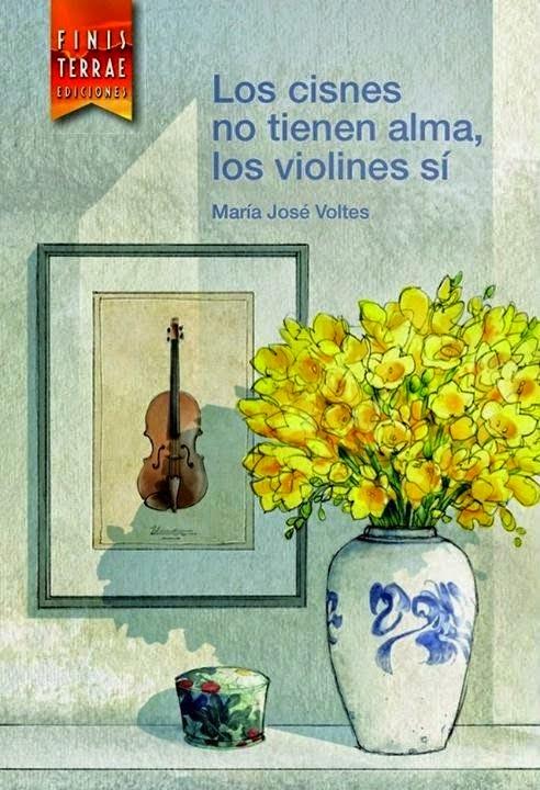 Los cisnes no tienen alma, los violines sí - María José Voltes (2014))
