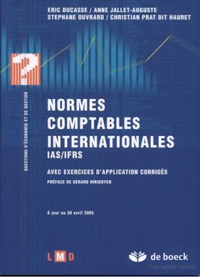 Télécharger Livre Gratuit Normes comptables internationales pdf
