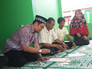 Alhamdulillah, Masjid Perum Margasari Sudah Dibangun