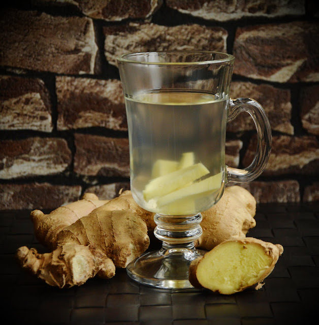 Tea recipe, how to make ginger tea