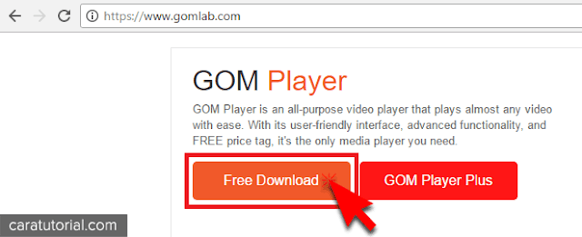 Free Download Gom Player