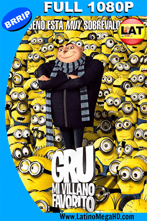 Gru: Mi Villano Favorito (2010) Latino Full HD 1080P ()