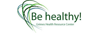 Logo for the Grimes County Health Resource Center