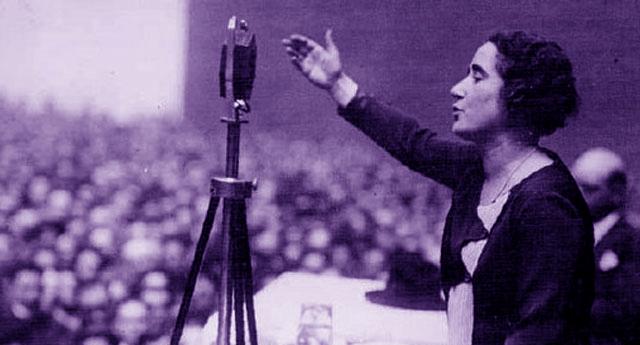 Clara Campoamor, artífice del sufragio universal en la II República española
