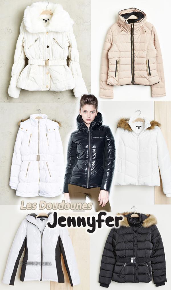 bajos precios a negrasblancas Jennyfer beige y Chaquetas e2WEH9DbIY