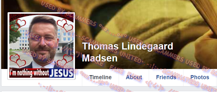 ScamHaters United Ltd: EVERYTHING THOMAS LINDEGAARD MADSEN