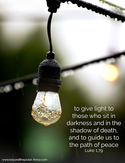 Inspiring Verse on Being the Light for Others
