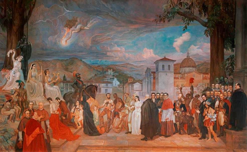 Ensayos históricos y arqueológicos: Apoteosis de Popayán: Imágenes ...