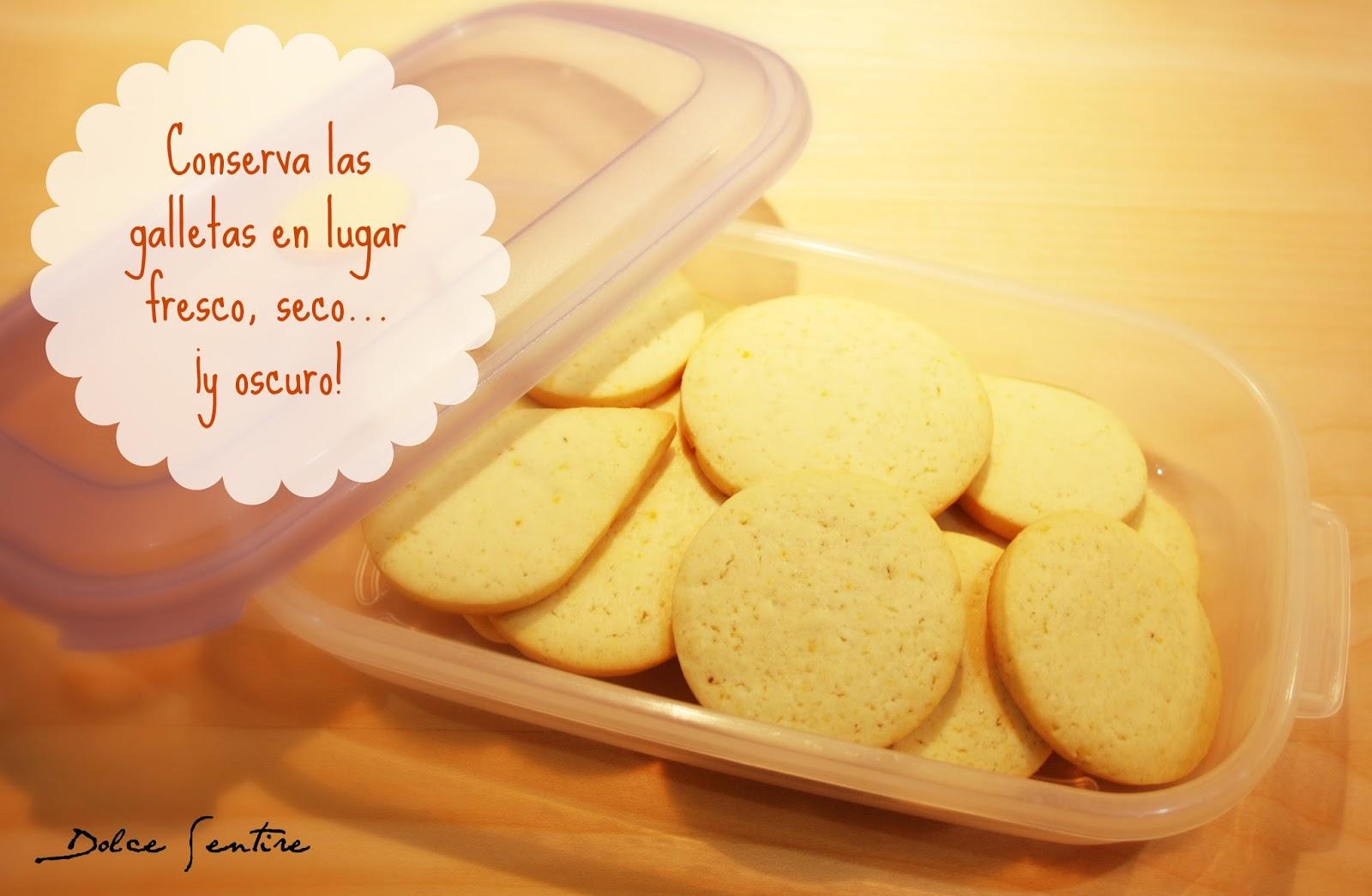 Las galletas perfectas: cómo evitar que se deformen (9 trucos definitivos)