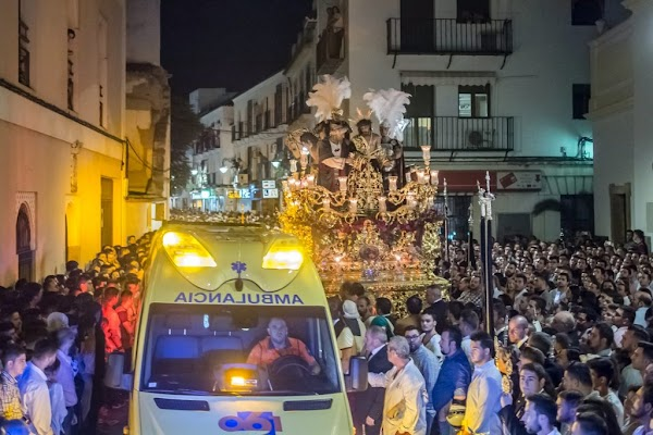 La insólita imagen de la extraordinaria de Humildad de Córdoba