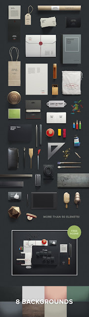 Free Scene Generator Elements